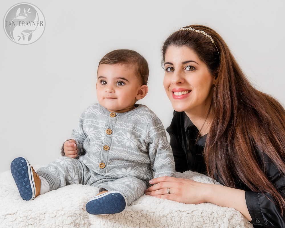 Family photo shoot in Kingston upon Thames