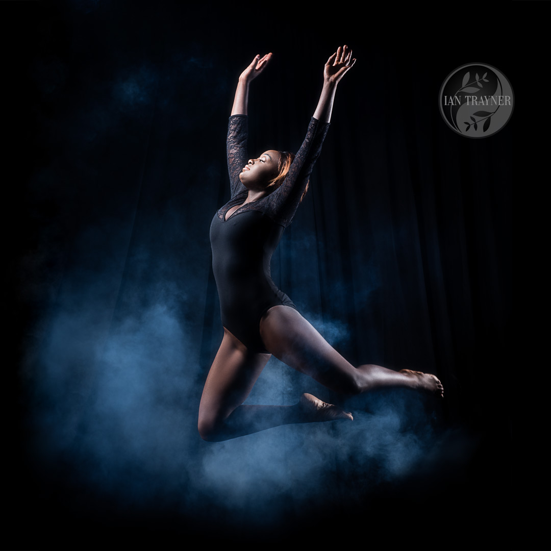 flour photo shoot and dance photography in Kingston