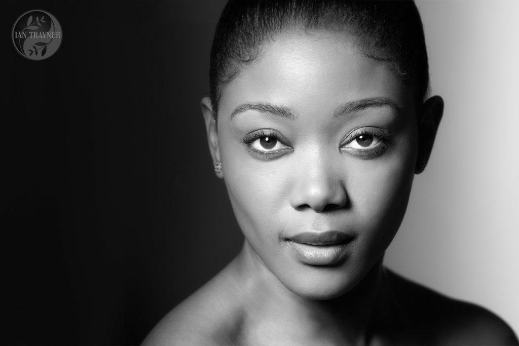"""Beauty photography"" from a ""model experience"" photo shoot in my studio in Kingston. This is Phyll McPhyll."
